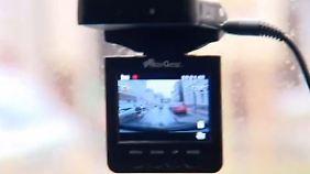 Sofern die Kamera gezielt eingeschaltet wird, können die Aufnahmen verwertbar sein, so das Gericht.