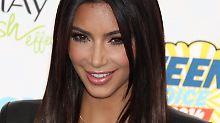 Kim Kardashian ist ein Kind nicht genug. Foto: Jimmy Morris