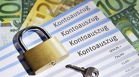 Für Selbstständige gelten besondere Aufbewahrungspflichten bei den Kontoauszügen.