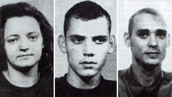 """Die Fahndung nach der Terrorzelle bezeichnet der Abschlussbericht als """"Fiasko."""