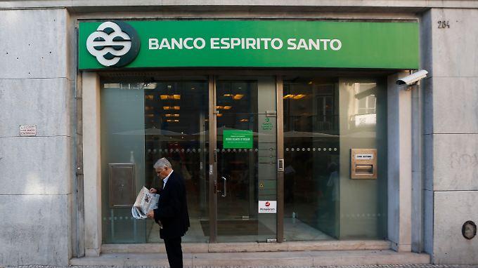 Hinter dem Kollaps der Banco Espirito Santo steckt ein weitreichender Finanzskandal.