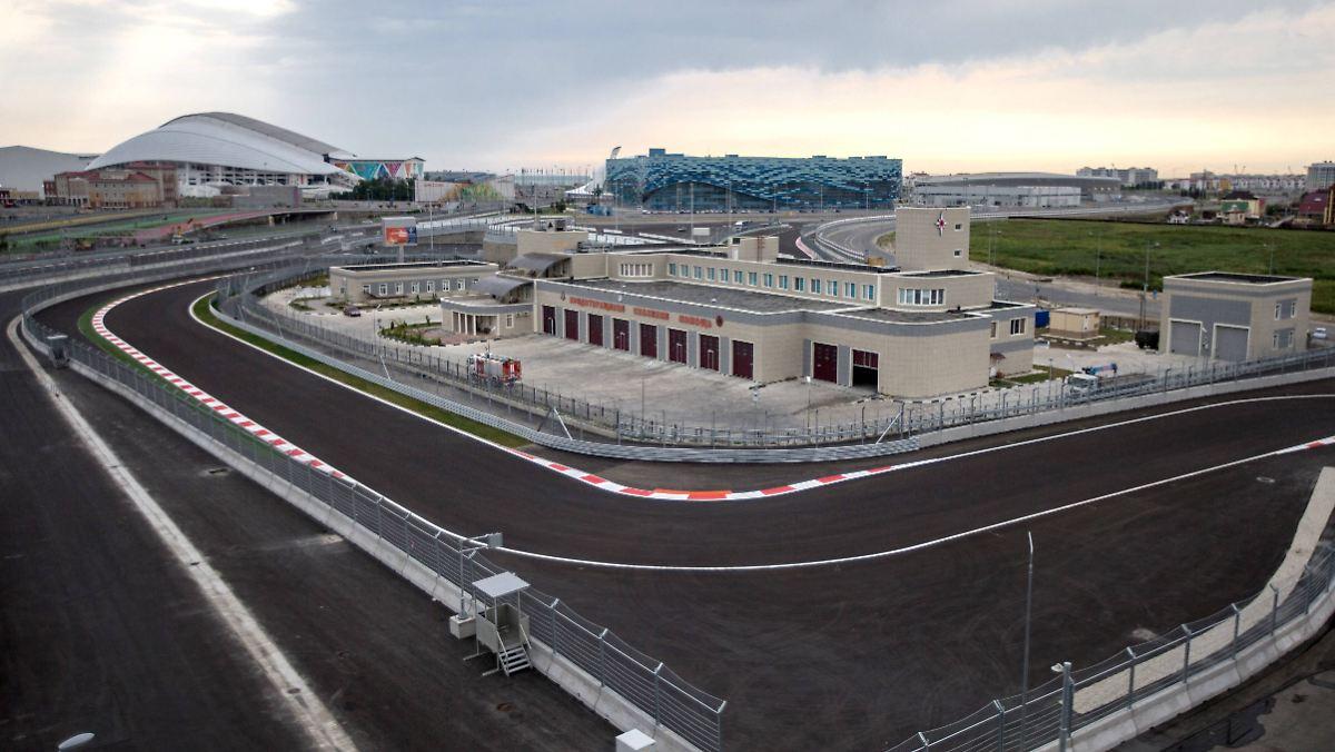Formel 1 Sotschi