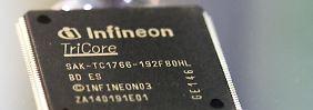 Händler reagieren verschnupft: Infineon will US-Konkurrenten übernehmen