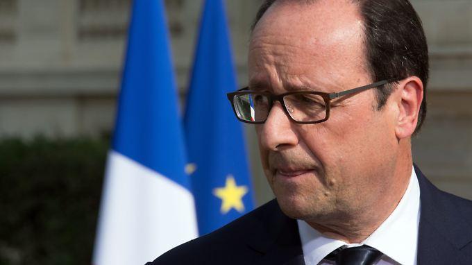 Die EZB sollte den Wechselkurs des Euro drücken, um die Exportwirtschaft anzukurbeln, meint Frankreichs Präsident.
