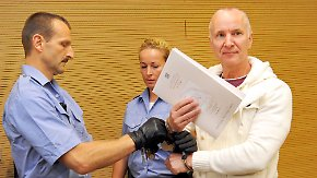 Prozessbeginn in Dresden: LKA-Beamter soll Mann getötet und zerstückelt haben