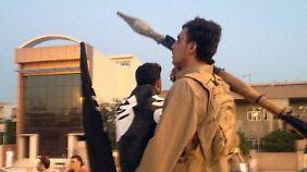 Der junge Staat des Kalifen Al-Baghdadi ist für radikale Islamisten eine wahrgewordene Utopie.