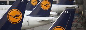 Noch kürzere Vorwarnzeit: Lufthansa droht neuer Streik
