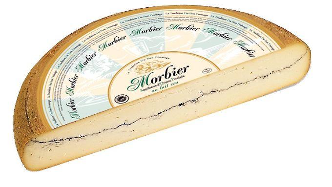 """Die französische Firma """"Mont de Joux"""" ruft Käse zurück."""