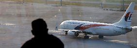 Minus wächst täglich: Passagiere meiden Malaysia Airlines