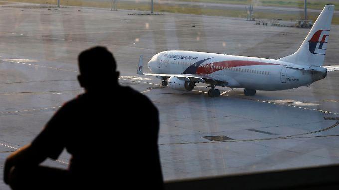 Nur noch gucken: Nach zwei Katastrophen bleiben bei Malaysia Airlines die Passagiere aus.