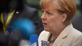 Angela Merkel will sich zu Details äußern.