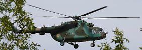 Kampf gegen russische Truppen?: Kiew gibt Flughafen von Luhansk auf