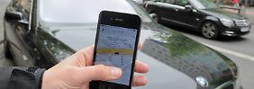 Erfolg für Taxifahrer: Gericht verbietet Uber bundesweit