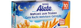 """""""Dreisteste Werbelüge"""": Foodwatch prangert Alete-Trinkmahlzeit an"""