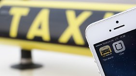 Deutschlandweites Verbot: Gericht stoppt Fahrdienst Uber