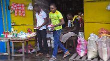 Die täglichen Nahrungsmittel werden ständig teurer, nicht nur in Liberia.