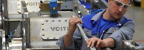 Deutsche Standorte vor Schließung: Maschinenbauer Voith streicht 1600 Stellen