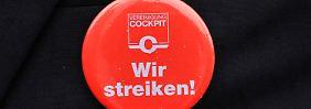 Streik der Lufthansa-Piloten: Diese Rechte haben Fluggäste