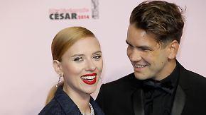 Promi-News des Tages: Baby von Scarlett Johansson ist da