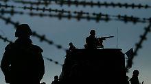 """Die neue """"Speerspitzen""""-Einheit der Nato soll Teil der bestehenden Nato Response Force werden. Die trainiert zwar fleißig ihre Einsätze, hat aber keine praktischen militärischen Erfahrungen."""