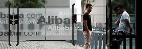 Bis zu 24,3 Milliarden Dollar und damit mehr als zuletzt erwartet will Alibaba beim bevorstehenden Börsengang erlösen.