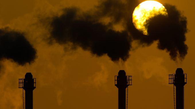 Die CO2-Konzentration ist seit 30 Jahren nicht so stark angestiegen wie von 2012 auf 2013.