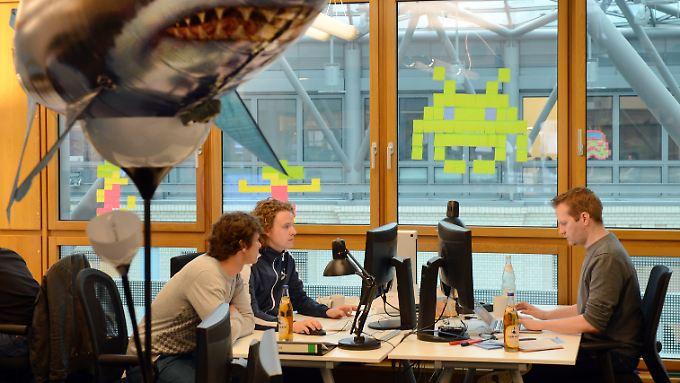 Digital, lukrativ und aus Berlin: Rocket Internet entwickelt Geschäftsideen aus der Startup-Szene.