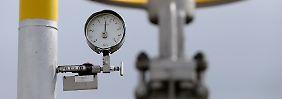 Putins Rache?: Gazprom drosselt Gas für Österreich