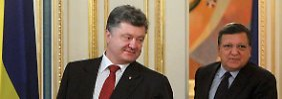 EU-Abkommen gilt erst Ende 2015: Ukraine verzichtet vorerst auf Freihandel