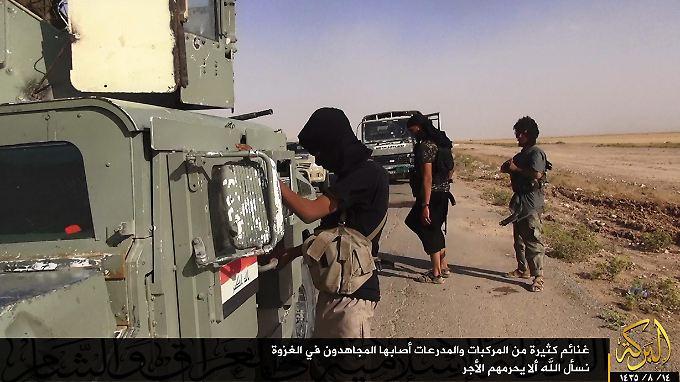 Die USA wollen gezielt gegen die IS vorgehen.