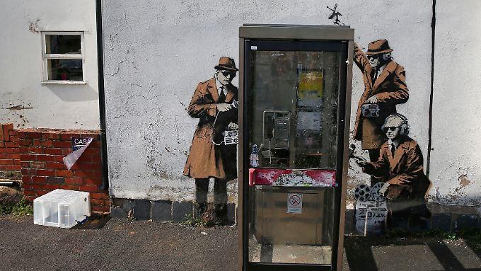 "Telekom-Netze angezapft: Snowden-Dokumente enthüllen ""Treasure Map"""