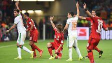 Bayer Leverkusen - Werder Bremen 3:3 (1:1)