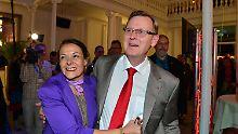 Thüringen-SPD auf AfD-Niveau: Rot-Rot-Grün so stark wie Schwarz-Rot