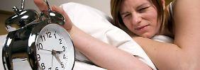 Volkskrankheit mit hohem Risiko: Schlafmangel kann Demenz fördern