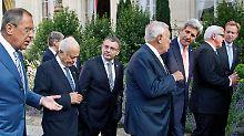 """""""Es ist Zeit zu handeln"""": 20 Staaten schmieden Allianz gegen IS"""