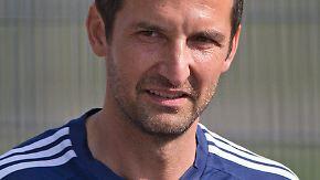 Neuer Cheftrainer beim HSV: Zinnbauer löst Slomka ab