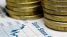 Die Nebenkosten im Blick behalten: Sie müssen vom Gewinn abgezogen werden, der sich mit einer Geldanlage erzielen lässt.