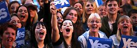 Referendum trotz Widerständen: Wie Schottland so weit kommen konnte