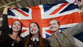 Cameron verspricht mehr Rechte: Mehrheit der Schotten sagt Nein