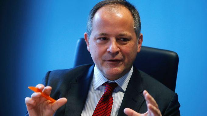 EZB-Direktor Benoit Coeuré will, dass  Deutschland mehr Investitionsanreize schafft.