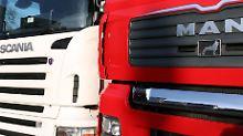 Erste Prototypen im Test: MAN bestätigt Getriebe-Deal mit Scania