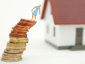 Der Immobilien-Markt driftet weiter auseinander.