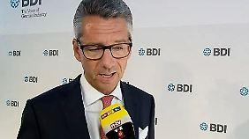 """BDI-Präsident Grillo im Interview: """"Wir haben ein Investitionsdefizit von 50 bis 80 Milliarden"""""""
