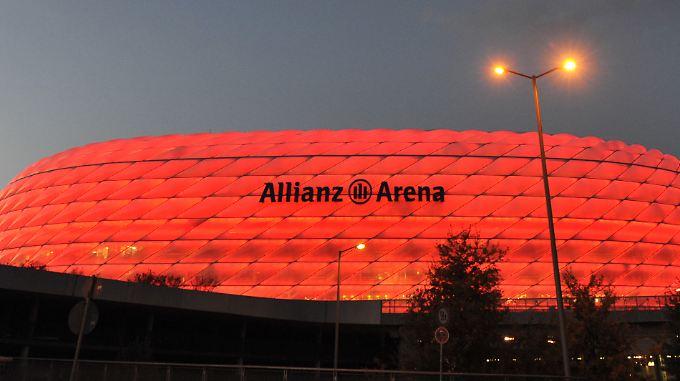 """""""Light Solutions"""" wie bei der Münchener Allianz Arena: Das ist alles was vom Kerngeschäft Licht bei Phlips übrig bleibt."""