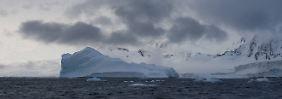 Ein Fünftel weniger in kurzer Zeit: Antarktis-Packeis schrumpft deutlich