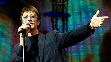 Robin Gibb im Jahr 2009.