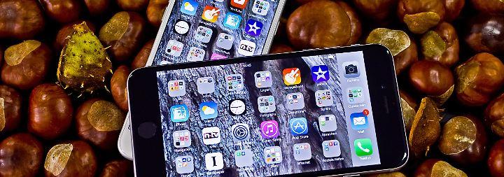 Die zwölf besten Smartphones: Stiftung Warentest prüft iPhone-Alternativen