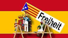 Klage der Regierung zugelassen: Gericht untersagt Katalonien-Referendum