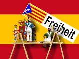 Spanien bald ohne Katalonien?: Parlament billigt Unabhängigkeitsreferendum