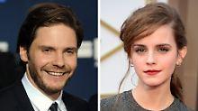 """Der 36-Jährige Brühl und die zwölf Jahre jüngere Watson spielen in """"Colonia"""" das Ehepaar Daniel und Lena."""